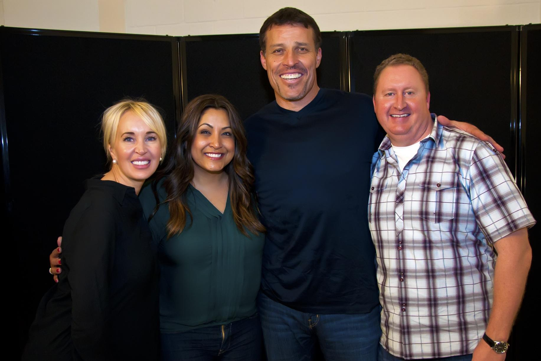 Tony robbins family guy youtube